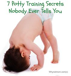 The only potty training tips you'll ever need.