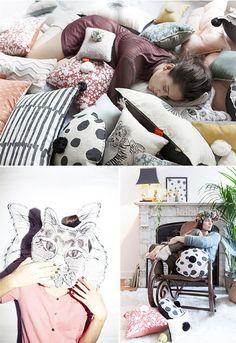 marika-giacinti-collage-pillows