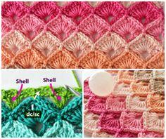 How To Crochet A Box Stitch