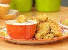 Rachael Ray Show - Food - Homemade Pickle Chips