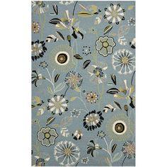 Safavieh Four Seasons Blue / Multi Rug