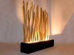 Resultado de imagen para decoracion con bambu