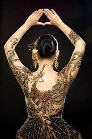 Hasil gambar untuk Wayang poppen tattoo