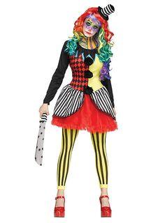 Böse Harlekina Kostüm ★ online kaufen ★ maskworld.com