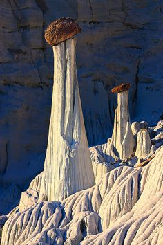 Wahweap Hoodoos - Towers Of Silence, Grand Staircase-Escalante National Monument, Utah