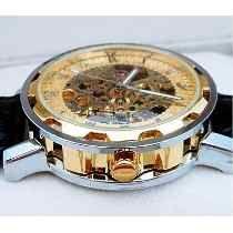 7a6d5ee0b39 Relógio De Luxo Automático Esqueleto Timi Frete Grátis! Relógios Masculinos