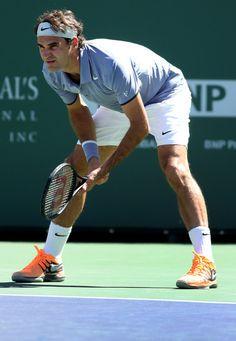 Roger Federer - BNP Paribas Open: Day 8