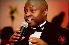 The Man Himself !  Master of Ceremony!  Host/Presenter Social Enterprenuer