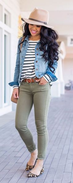 Perfect Spring Outfits to Wear Now Vol. 1 Perfect Spring Outfits to Wear Now Vol. Trendy Fall Outfits, Outfits With Hats, Classy Outfits, Chic Outfits, Summer Outfits, Work Outfits, Spring Outfits Women, Spring Fashion Outfits, Hipster Outfits