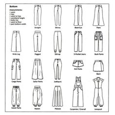 A Practical Fashion Picture Dictionary Using Infographics – .- A Practical Fashion Picture Dictionary Using Infographics – Digital Citizen A Practical Fashion Picture Dictionary Using Infographics – Digital Citizen -