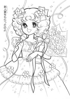 Nour Serhan uploaded this image to 'Melody Pops Colouring Book'. See the album on Photobucket. Princess Coloring Pages, Coloring Pages For Girls, Disney Coloring Pages, Coloring For Kids, Manga Coloring Book, Coloring Book Pages, Coloring Sheets, Vintage Coloring Books, Printable Adult Coloring Pages