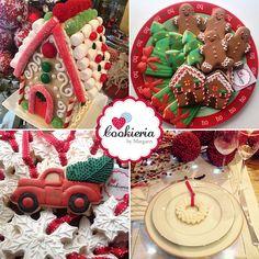 comidas natal, doces de natal, presente natal, ceia, mesa posta, doces decorados, biscoitos personalizados, christmas bakerie