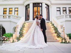 Fenyes Estate Garden at Pasadena Museum of History Pasadena California Wedding Venues 3