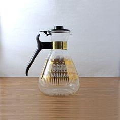 Mid-Century Modern Coffee Pot