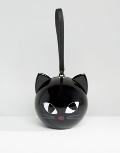 Plush Coin Pouch Bag Wallet Holder Case By Scientific Process 20cm Approx Kawaii Kids Gift Cat Plush Coin Bag Pouch
