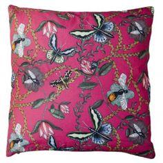 Bugs & Butterflies with wonderful pattern from Nadja Wedin. www.ruthgreta.se