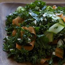 Kale salad  from Imperial in Portland, OR