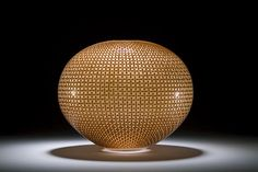 Carrie Gustafson _Woven Bamboo Variation