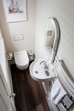 Cloakroom suite ideas