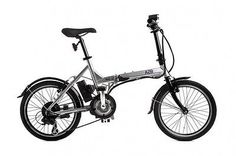 A2B Kuo+ Folding Electric Bicycle