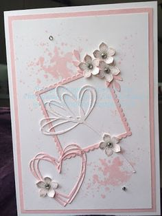 Knall Crafting!: March Card Class
