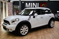 My Dream Car, Dream Cars, Dream Life, White Mini Cooper, Honda Civic Sport, Cooper Countryman, Cooper Car, Mini Copper, Suv Cars