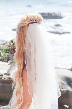 Veil Styles We Adore Wedding Hair & Beauty Photos on WeddingWire