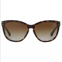 COACH HC 8084 L072 T5 Havana Brown Sunglasses STYLE: COACH HC 8084 L072 T5  COLOR: HAVANA BROWN FRAME/BROWN LENS  ORIGIN: CHINA  SIZE: 57mm X 15mm X 135mm  GENDER: FEMALE  THESE SUNGLASSES ARE 100% AUTHENTIC OR YOUR MONEY BACK GUARANTEED!! THIS WILL COME IN ITS ORIGINAL CASE AND MANUFACTURERS PAPERS. IF YOU HAVE ANY QUESTIONS OR INQUIRIES OF ANY SORT, DON'T HESITATE TO MESSAGE ME. Coach Accessories Sunglasses