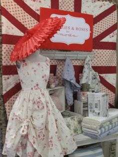 New designers for Moda - Cabbages & Roses
