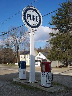 Pure Sign & Pumps - photo by scottamus