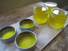 homemade natural healing ointment