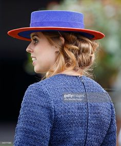 (EMBARGOED FOR PUBLICATION IN UK NEWSPAPERS UNTIL 48 HOURS AFTER CREATE DATE AND TIME) Princess Beatrice attends day 3 'Ladies Day' of Royal Ascot at Ascot Racecourse on June 16, 2016 in Ascot, England. (Photo by Max Mumby/Indigo/Getty Images)