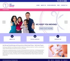 Web Design – Physio Birkenhead  Digital Marketing Break Down: Mobile friendly Web Design New logo Design Layer Slider Website Consultation Website Marketing Digital Branding to specification Web Development SEO web development Clean but effective web design Easy to navigate  Get Moving Physiotherapy and Acupuncture. (Birkenhead Physio – Northcote Physio) Get Moving is dedicated …