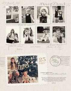 Dear Lillie: Merry Christmas! (Our 2012 Christmas Card)