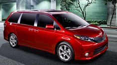 New Toyota minivan makes it easier for parents to yell at kids