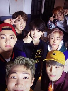 This blog is dedicated to Big Hit's hip hop boy group BTS (a.k.a Bulletproof Boy...