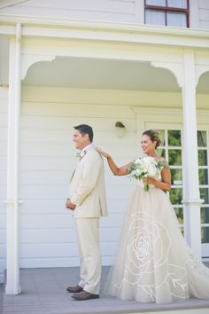 695ea3d3b A Statement Dress for a Wine Country Wedding