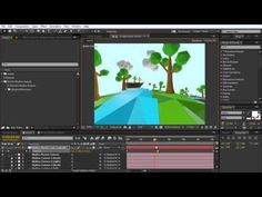 How to Create a 3D Virtual Reality Video With After Effects - Envato Tuts+ 3D & Motion Graphics Tutorial