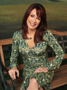 Patricia Heaton born March 4, 1958 in Bay Village, OH.Graduated from Ohio State University with a B.A. Degree in drama in 1980. Played Debra Barone in Everybody Loves Raymond.