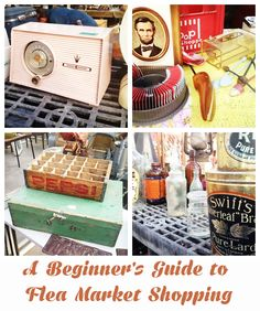 Entirely Eventful Day: A Beginners Guide to Flea Market Shopping
