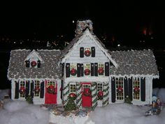 Professional Gingerbread House Competitions | Gingerbread Houses Raise Funds to Build Affordable Homes