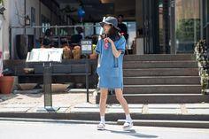 Seoul, South Korea Street Style May 2015 | Highsnobiety