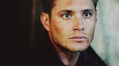 "The ""Tell Me I'm Pretty""  from 36 Epic Faces From Jensen Ackles at Popsugar"