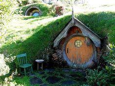⌂ Hobbit Homes ⌂