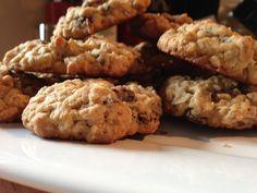 Best oatmeal raisin cookie recipe. And it's vegan!