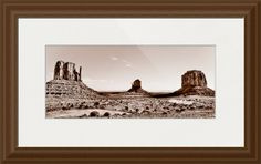 """""""Mitten And Monuments"""" by Beautifully Scene Images, Grafton // Monument Valley, Utah. // Imagekind.com -- Buy stunning fine art prints, framed prints and canvas prints directly from independent working artists and photographers."""