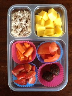 Kids Paleo Lunches - Our Paleo Life. These look good and I am not even paleo- or a kid!
