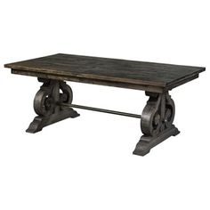 Shop for Magnussen Bellamy Wood Rectangular Dining Table. Get free shipping at Overstock.com - Your Online Furniture Outlet Store! Get 5% in rewards with Club O!
