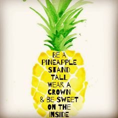 Be a #pineapple! we #love #pineapples #HTers #HashTags #beautiful #best #fans #fashion #instacool #love #lovethat #miley #mileycyrus #mileycyrusfan #music #perfection #pretty #rolemodel #smile #song #tongue #wreckingball #sexy