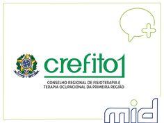 Redesign da marca do Conselho Regional de Fisioterapia e Terapia Ocupacional (CREFITO-1)